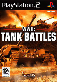WWII Tank Battles Cool Stuff