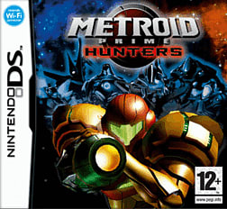 Metroid Prime: Hunters DSi and DS Lite Cover Art