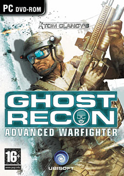 Tom Clancy's Ghost Recon: Advanced Warfighter PC Games and Downloads Cover Art