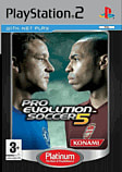 Pro Evolution Soccer 5 - Platinum PlayStation 2