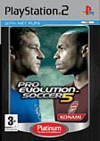 Pro Evolution Soccer 5 - Platinum PlayStation 2
