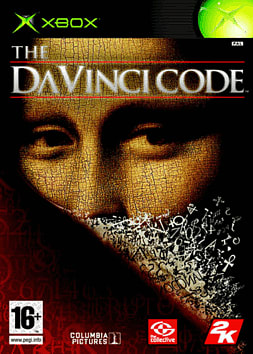 The Da Vinci Code Xbox Cover Art
