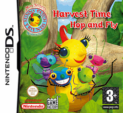 Miss Spider: Harvest Time Hop and Fly DSi and DS Lite