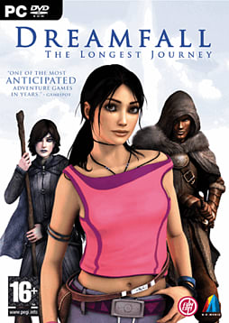 Dreamfall: The Longest Journey PC Games and Downloads Cover Art