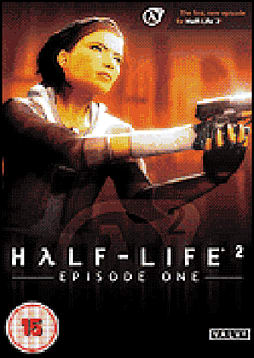 Half-Life 2: Episode 1 Expansion PC Games and Downloads Cover Art
