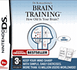 Dr. Kawashima's Brain Training: How Old Is Your Brain? DSi and DS Lite