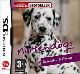 Dalmatian and Friends DSi and DS Lite Cover Art