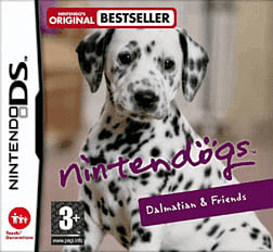 c: Dalmatian and Friends DSi and DS Lite Cover Art