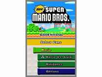 New Super Mario Bros. screen shot 3