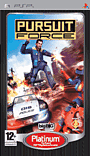 Pursuit Force - Platinum PSP