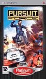 Pursuit Force - Platinum PSP