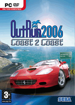 Outrun 2006: Coast 2 Coast PC Games and Downloads Cover Art