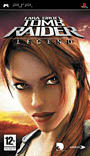 Lara Croft Tomb Raider: Legend PSP