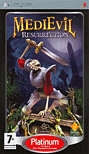 MediEvil Resurrection - Platinum PSP