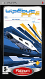 Wipeout Pure - Platinum PSP