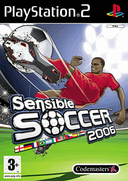 Sensible Soccer 2006 PlayStation 2 Cover Art