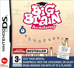 Big Brain Academy DSi and DS Lite