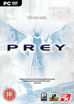Prey PC Games and Downloads Cover Art