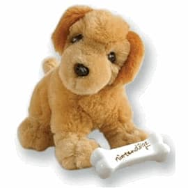 Nintendogs Trick Trainer Pup - Golden Retriever Toys and Gadgets