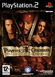 Pirates of the Caribbean: Legend of Jack Sparrow PlayStation 2
