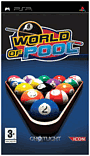World of Pool PSP