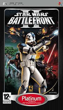 Star Wars Battlefront II - Platinum PSP