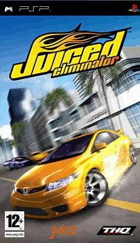 Juiced: Eliminator PSP