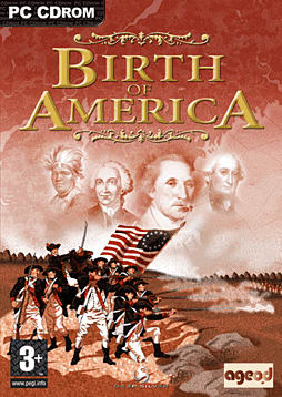 Birth of America PC Games and Downloads Cover Art