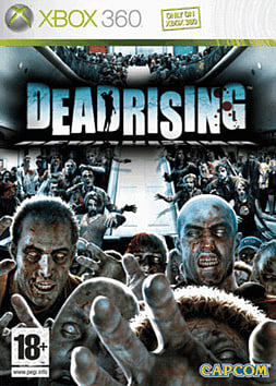 Dead Rising Xbox 360 Cover Art