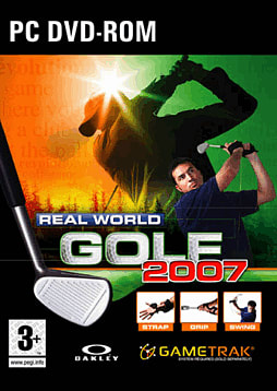 GameTrak Real World Golf 2007 PC Games and Downloads Cover Art