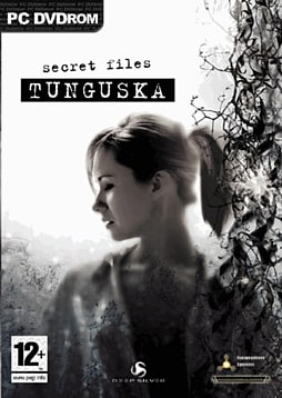 Secret Files: Tunguska PC Games and Downloads Cover Art