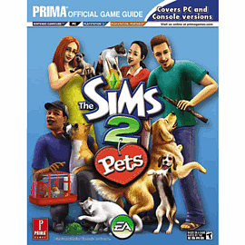 The Sims 2 Pets Official Strategy Guide Strategy Guides and Books