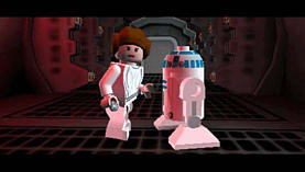 LEGO Star Wars II: The Original Trilogy screen shot 1