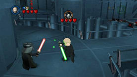 LEGO Star Wars II: The Original Trilogy screen shot 2
