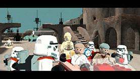 LEGO Star Wars II: The Original Trilogy screen shot 3