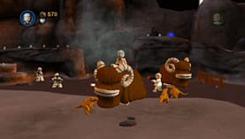 LEGO Star Wars II: The Original Trilogy screen shot 4