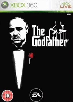 The Godfather Xbox 360 Cover Art