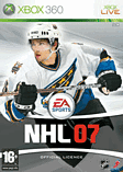 NHL 07 Xbox 360