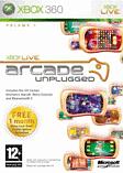 Xbox Live Arcade Unplugged Xbox 360