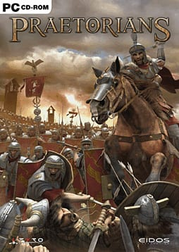 Praetorians PC Games and Downloads Cover Art