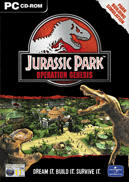 Jurassic Park: Operation Genesis PC Games and Downloads Cover Art