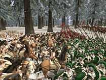 Rome: Total War - Best Sellers screen shot 13
