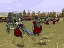 Rome: Total War - Best Sellers screen shot 12
