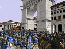 Rome: Total War - Best Sellers screen shot 21