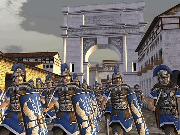 نتیجه تصویری برای Rome: Total War 1