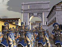 Rome: Total War - Best Sellers screen shot 7
