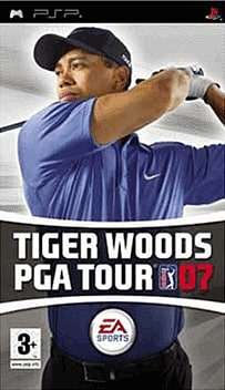 Tiger Woods PGA Tour 07 PSP