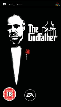 The Godfather PSP Cover Art