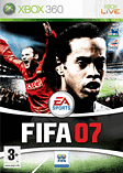 FIFA 07 Xbox 360