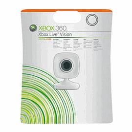 Xbox 360 Live Vision Accessories